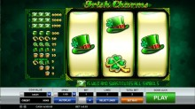 Grab your lucky charm and try this classic slot!