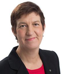 Elisabet Falemo representant för jämställdhetsfrågor i globalt nätverk