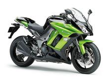 SUPERSPORTLOCKELSE MED VARDAGLIG MÅNGSIDIGHET - Kawasaki Z1000SX