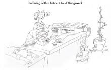 """""""Cloud hangover"""" kostar hundratals miljoner för svenska företag visar ny undersökning"""