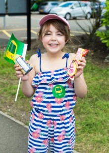 London Midland treats passengers to ice cream and extra trains for River Festival