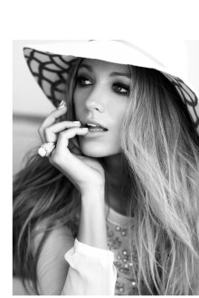 Blake Lively er ny ambassadør for L'Oréal Paris