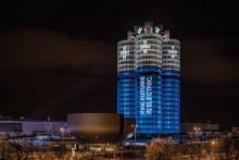 BMW Group når målsättningen att sälja 100 000 eldrivna bilar under 2017