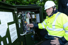 Forest of Dean residents and businesses enjoy faster fibre broadband as Fastershire roll-out passes 20,000 milestone