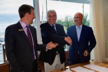 Inmarsat: Inmarsat and SSI-Monaco announce alliance with Yacht Club de Monaco