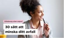 Göteborg utan sopor – 30 sätt att minska ditt avfall