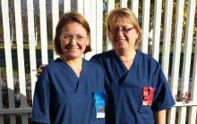 Prisat kvalitetsarbete med demens på Capio Hälsocentral Dragonen