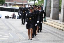 Nyutdannet politi: 8 av 10 er nå i jobb