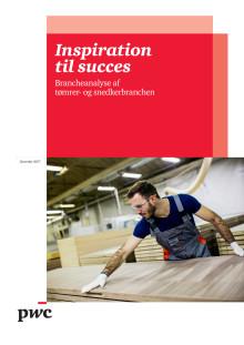 Analyse: Tømrer- og snedkerbranchen