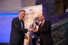 Svenskt företag vinner europeiskt miljöpris