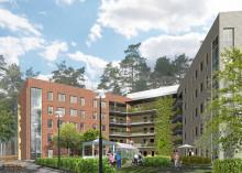 Nytt vård- och omsorgsboende på Gäddestavägen, Karlslund