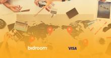 I titolari Visa in Europa risparmiano sulle prenotazioni degli hotel con l'accesso gratuito a Bidroom