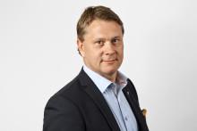 Henrik Julin på plats som ny vd för Orkla Foods Sverige