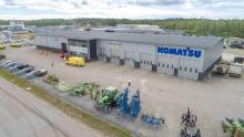 Rivstart för Deutz-Fahr i Värmland – Komatsu och Bomag också på G