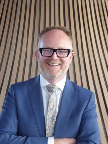 Nick Speed appointed new BT public affairs director in Wales