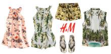 H&M for Water-kollektionen är här