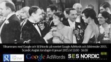 Google AdWords och Söktrender 2015
