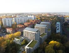 Fortsatt forskningsstöd till Riksbyggens Brf Viva i Göteborg