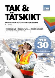 Tak & Tätskikt Nr1 2013