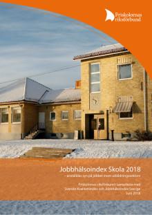 Jobbhälsoindex Skola 2018