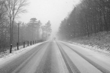 Eighty per cent of drivers don't think Britain is prepared to deal with snow