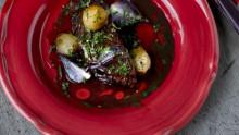 Recept med nygamla nötköttsdetaljer