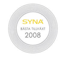 Företag i Osby kommun får pris för bästa tillväxt 2008!