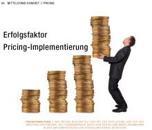 """""""Erfolgsfaktor Pricing-Implementierung"""": Artikelveröffentlichung in der FARBE UND LACK"""