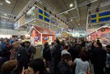 Succé för Sveriges återkomst på Grüne Woche 2018