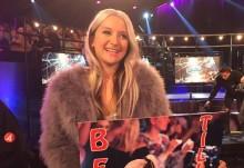 Rebecka från Rytmus redo för Idol-final
