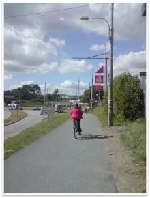 Göteborgs Stad räknar cyklister och gångtrafikanter med ny teknik
