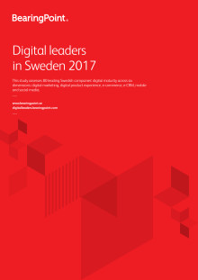 Digital leaders in Sweden 2017
