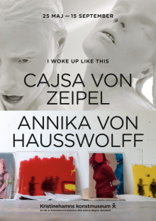 Annika von Hausswolff & Cajsa von Zeipel – I Woke Up Like This