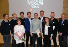 Sparbanksstiftelsen Kronan prisar Halmstadsstudenter