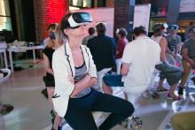 Så ska tekniken utveckla lärandet - barnfestivaldag på Tekniska museet