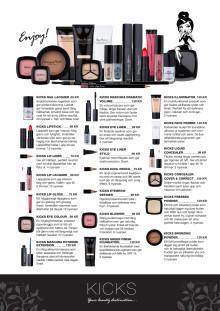 KICKS Make Up produktinfo