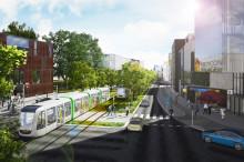 Sju svenska städer planerar moderna spårvagnslinjer