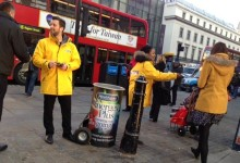 Healthspan Energex Plus ® gives 10,000 commuters a boost.