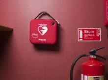 Stor okunskap om hjärtstartare bland företagare