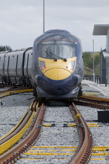 Hitachi Hands Over Last Class 395 Train to Southeastern
