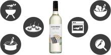 """Vinet till vego kommer från Patchwork!  - """"till varje vegorätt finns ett vin som är rätt"""""""