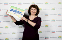 20 miljoner från Postkodlotteriet till We effect