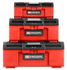 FACOM onthult gereedschapskoffer die met één hand kan worden geopend voor een betere toegankelijkheid, opslag en veiligheid van het gereedschap