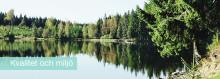 Hållbar livsmiljö en självklarhet för oss