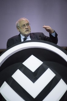 Economist and Nobel laureate Joseph Stiglitz cites major changes in fiscal policy as the way forward