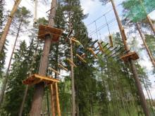 Sommerguide til eventyrlige Sverige: Vær blandt de første på spritny eventyrbane i Isaberg