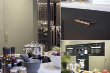 Ny utökad köksutställning med Alsikeköket hos Fredells Byggvaruhus