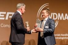 Dubbelvinst till Jungheinrich på årets IFOY-awards