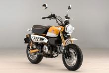 Hondas legendariska mini-bike har återuppstått i modern tappning - Honda Monkey, MSZ125