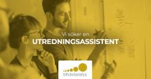 Vi söker en utredningsassistent till Östersund